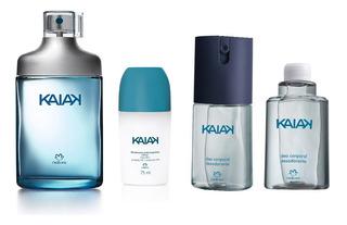 Natura Perfume Kaiak Kit X 4 + Envio Gratis - Mendoza