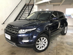 Land Rover Range Rover Evoque 2.0 Pure Tech 4wd 16v Gas Aut