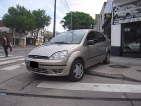 Ford Fiesta Max 06 Full C/gnc Impecable