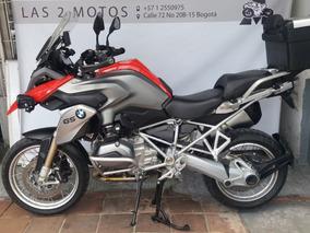 Bmw R1200gs 2014 Unico Dueño Poco Kilometraje - Full Accesor
