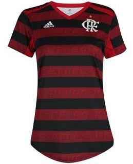 Camisa Flamengo Feminina 2020 Nova Pronta Entrega