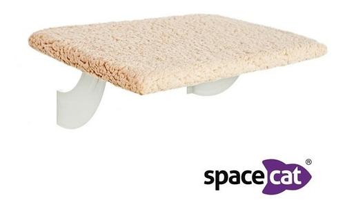 Imagem 1 de 6 de Cama Para Gato Space Cat Para Janela Gatton Fixa No Trilho