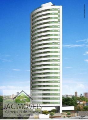 Apartamento Para Venda Em Recife, Torre, 3 Dormitórios, 1 Suíte, 3 Banheiros, 2 Vagas - N48_1-563676