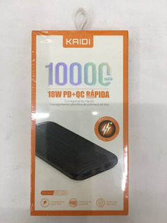 Power Bank Kd-229 18w Pd+qc Rapida Para Samsung Galaxy A90