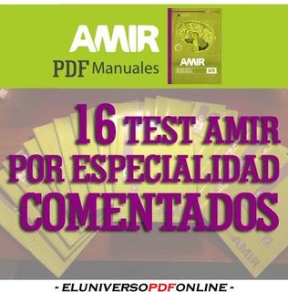 16 Test Am1r Por Espec1alidad + Regalo Gratis Pdf