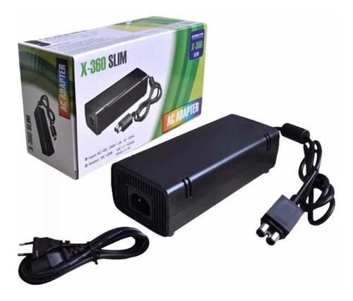 Imagen 1 de 3 de Cargador Eliminador  Para Xbox 360 Slim Genérico