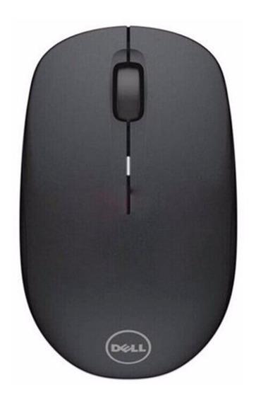 Mouse Óptico Sem Fios Dell Wm126 De 2,4 Ghz Preto