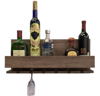 Cava Repisa Porta Botellas Vinos Mini Bar Cantina Nebraska