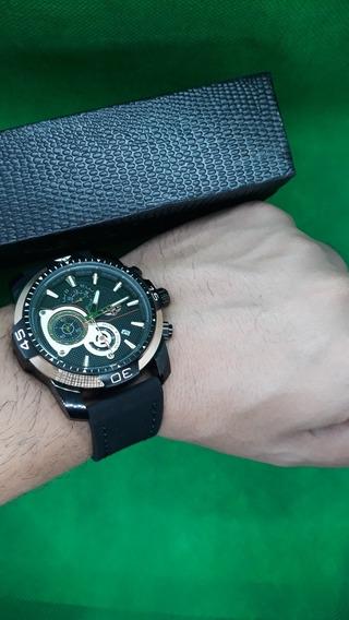 Relógio Masculino Todo Funcional