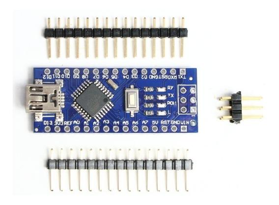 Arduino Nano Compatível V3 Atmega328 Ch340 Pronta Entrega