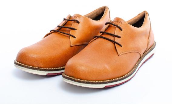 Zapatos Urbano Legacy Cuero Suela Febo Hombre Lg8776