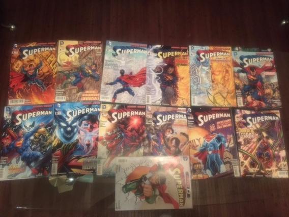 49 Comics Dc Superman New 52 Televisa Con Envío