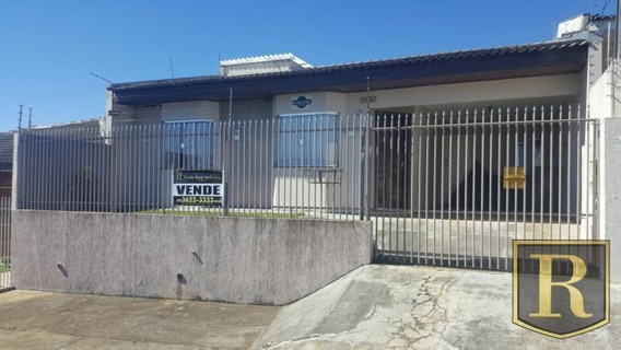 Casa Para Venda Em Guarapuava, Virmond, 2 Dormitórios - _2-280719