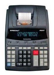 Calculadora Procalc Pr5000t 12 Digitos Impressao Termica