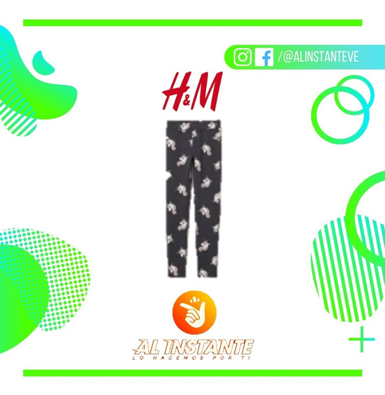 Mono Pantalon De Unicornios Marca H&m Original Moda Infantil
