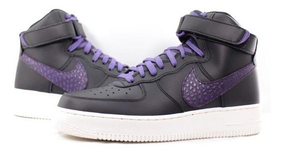 Zapatillas Nike Air Force 1 High 07 Lvb Purple Croc