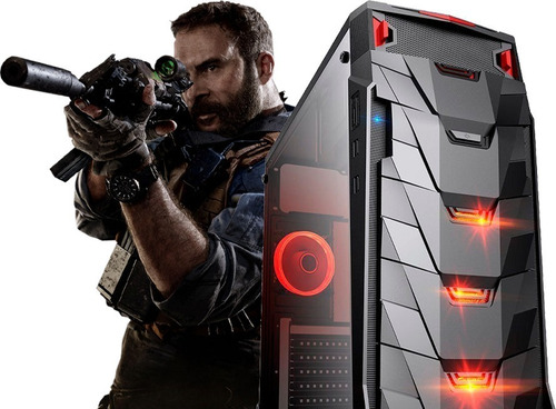 Pc Gamer Intel/ Core I5/ 8gb/ Geforce Gt 1030