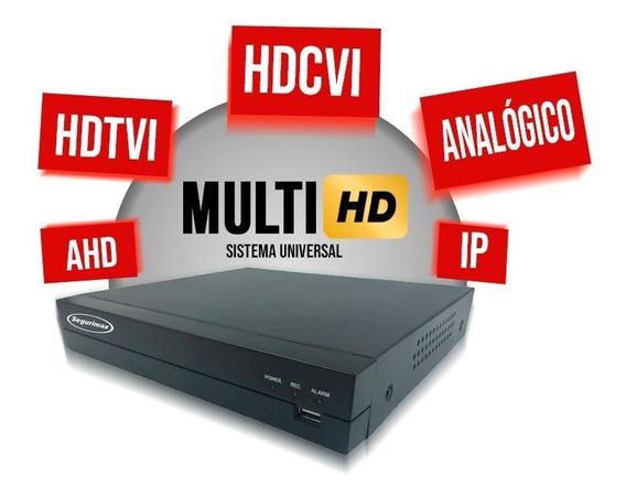 Dvr Multifunção 5 Em 1 Hd 1080n/4 Canais