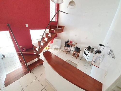 Imagem 1 de 12 de Apartamento Com 1 Dormitório À Venda, 56 M² Por R$ 163.000,00 - Rio Branco - Novo Hamburgo/rs - Ap3318