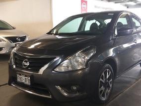Nissan Versa Exclusive L4/1.6 Aut