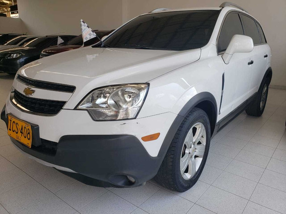 Chevrolet Captiva 2015 At Blanca