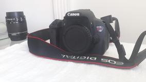 Camera Profissional Canon T5i