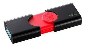 Kit Com 5 Pen Drive Kingston Dt106 16gb Dt106