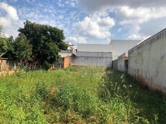 Terreno À Venda, 423 M² Por R$ 500.000,00 - Vila Nossa Senhora De Fátima - Americana/sp - Te0210