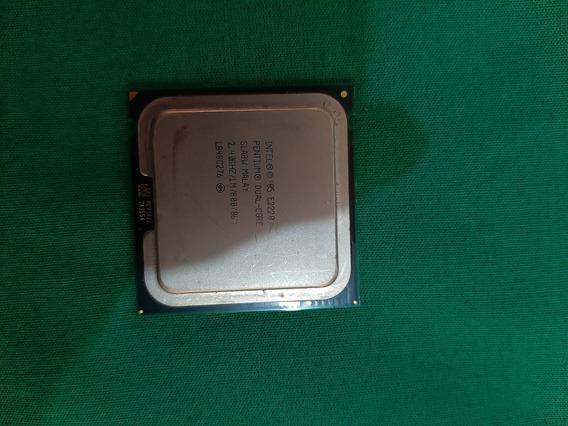 Processador Intel Pentium Dual Core E2220 Sla8w 2.40ghz 1mb
