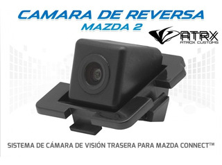 Cámara De Reversa Original Oem Mazda 2 2016 2017