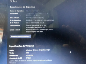 Notebook Dell Inspiron Core I7 8gb De Ram Nvidia 2gb