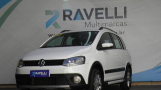 Volkswagen Space Cross 1.6 4p Flex