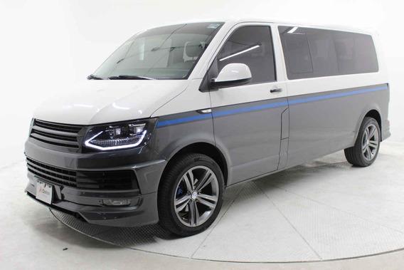 Volkswagen Transporter 2017 5p Tdi L4/2.0/t Man 9/pas Equip