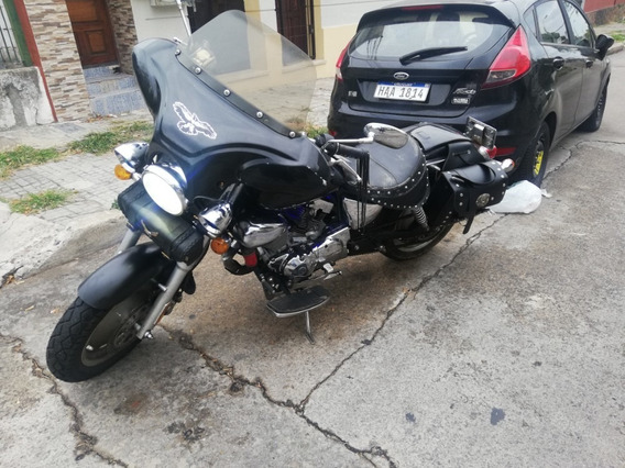 Custom Cruiser Keeway Como Harley