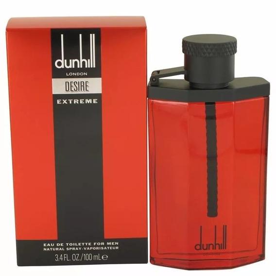 Perfume Dunhill Desire Red Extreme Masculino 100ml Edt Novo