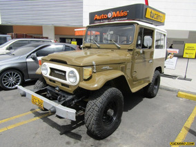 Toyota Fj 40 4.0mt