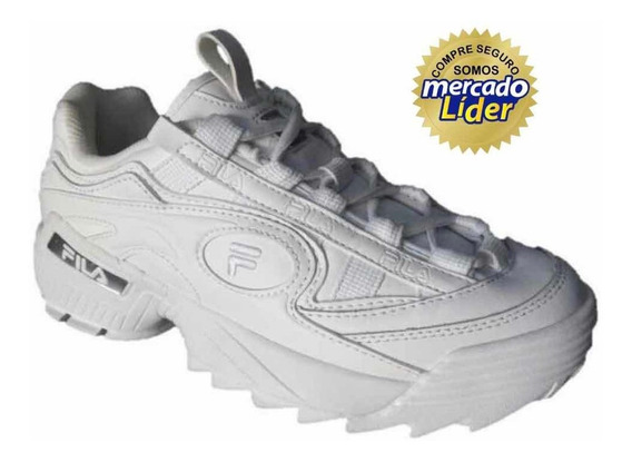 Zapatillas Fila Traídas Eeuu Enero 2020 Envío En Cuarentena