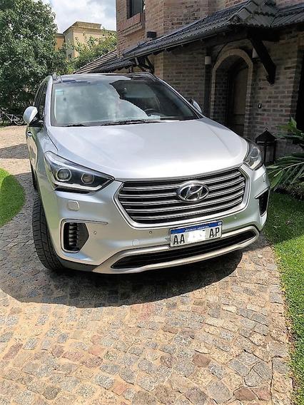 Hyundai Grand Santa Fé 2.2 Crdi Premium 7as Automatica Full