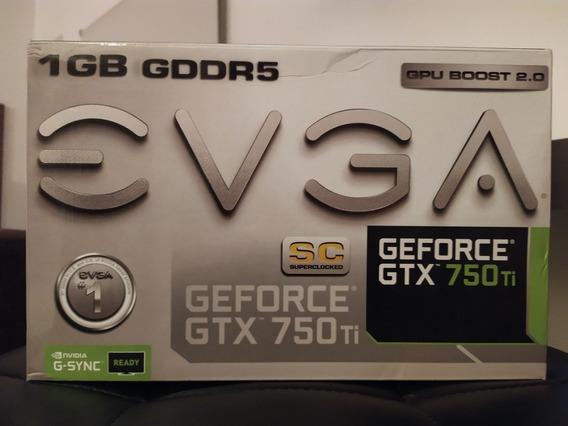 Placa De Video Geforce Gtx 750ti Sc