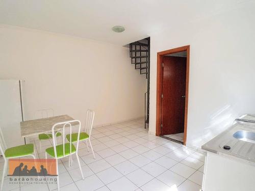 Imagem 1 de 7 de Kitnet Com 1 Dormitório Para Alugar, 35 M² Por - Cidade Universitária - Campinas/sp - Kn0527