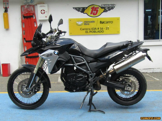 Bmw F 800 Gs F 800 Gs Premium Triple Black