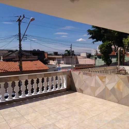 Sobrado À Venda, 136 M² Por R$ 492.142,16 - Vila Matilde - São Paulo/sp - So1684