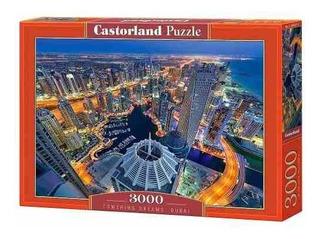 Puzzle Castorlandtowering Dreams, Dubai(3000 Piezas)!