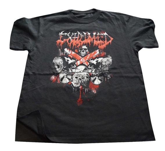 Camiseta Exhumed Importada Rock Activity Talla M