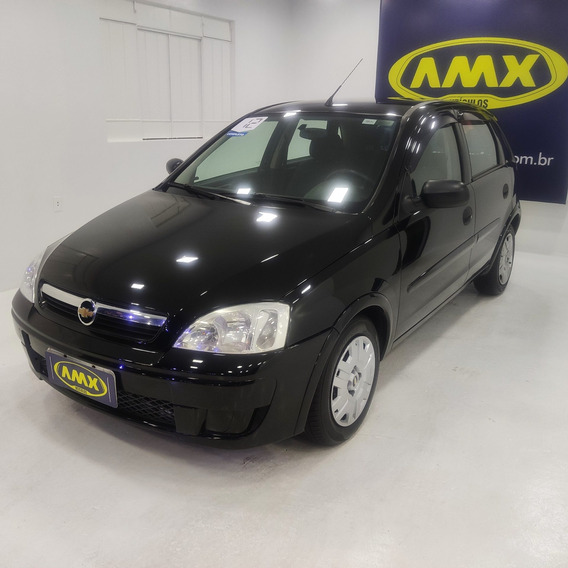 Chevrolet Corsa 1.4 Mpfi Maxx 8v Gasolina 4p Manual- Comple