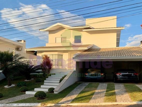 Casa A Venda, Condomínio Village Das Flores, Jardim Novo Mundo, Jundiaí. - Ca09784 - 68063263