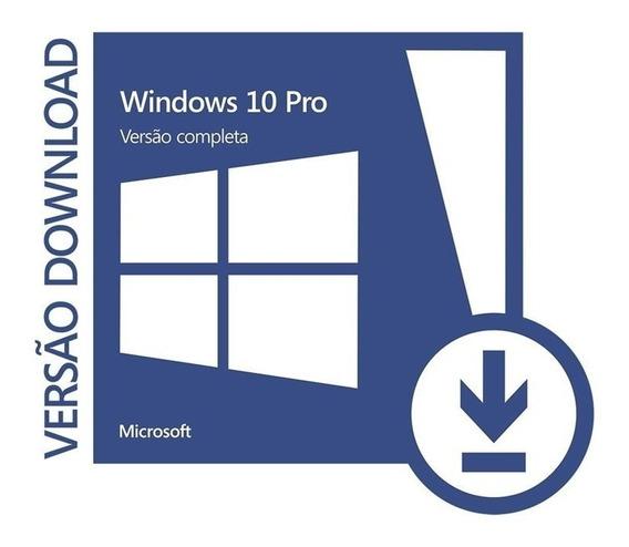 Windows 10 Professional 32/64 Bits® + Nf-e