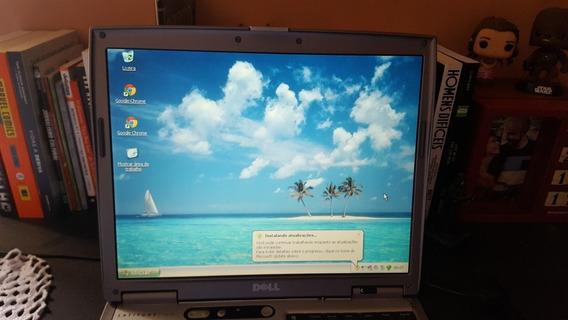Notebook Dell Latitude D610 Intel Centrino