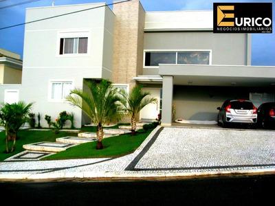 Casa À Venda No Condomínio Residencial Querencia Em Valinhos. - Ca00937 - 32659369