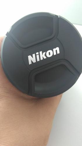 Lente Nikon 24-120mm F4 G Ed (novo)